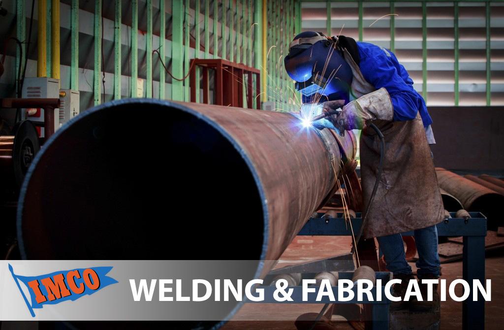 welding fabrication okc